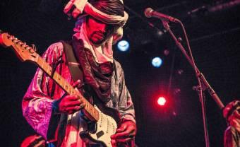 Mdou Moctar fidèle au rock touareg sur « Chismiten »