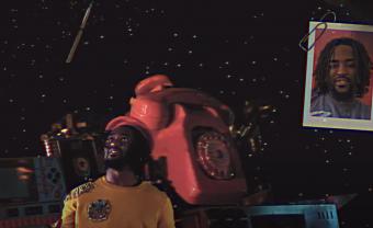 """Gystere unveils retro-kitsch music video for """"Strange Breathin'"""""""