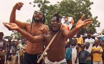 "Alostmen show resourcefulness in ""Kologo"" music video"