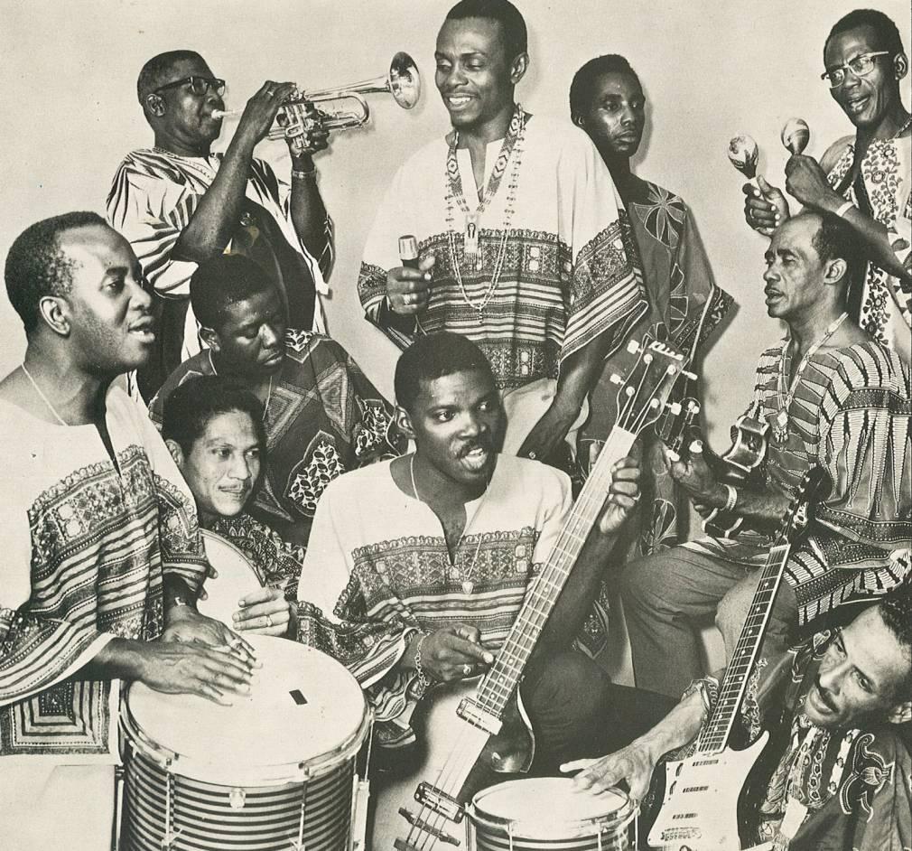 Kawina, coups, and Sranan soul: a brief history of Surinamese music
