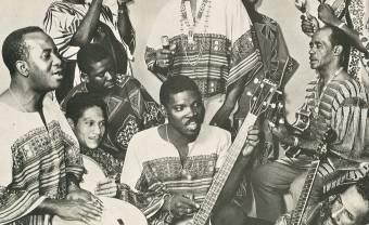Kawina, coups d'état et soul en sranan : petite histoire de la musique du Suriname