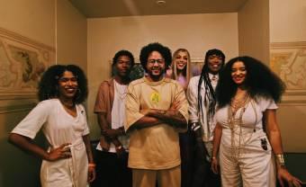Emicida célèbre le riche héritage de la culture noire brésilienne sur Netflix