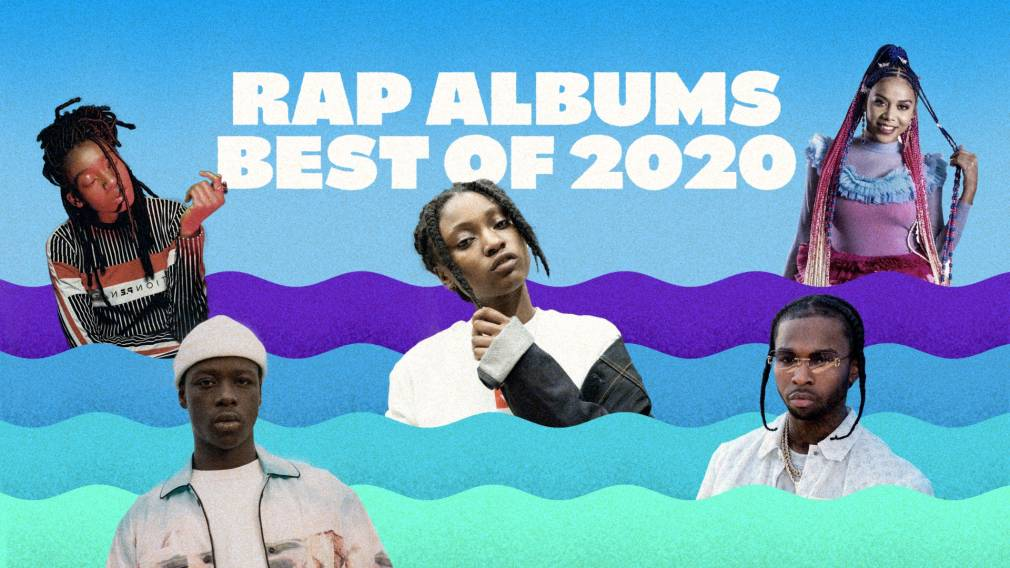 The best rap albums of the year 2020