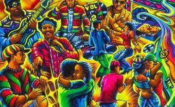 Afrocolombia : Lucas Silva, chercheur de sons et passeur de sensations