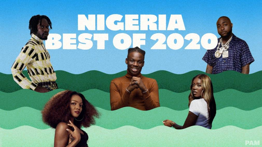 The best Nigerian songs of the year 2020 