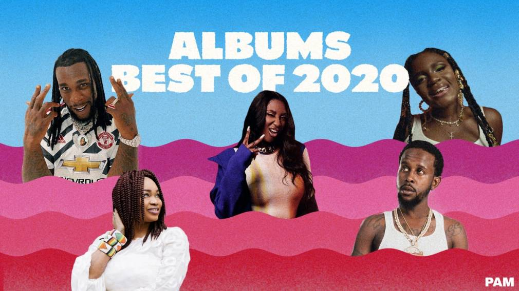 The best albums of the year 2020