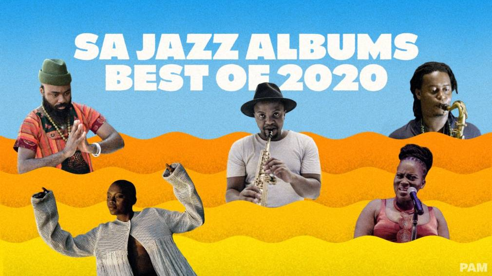 The best 10 South African jazz albums of the year 2020