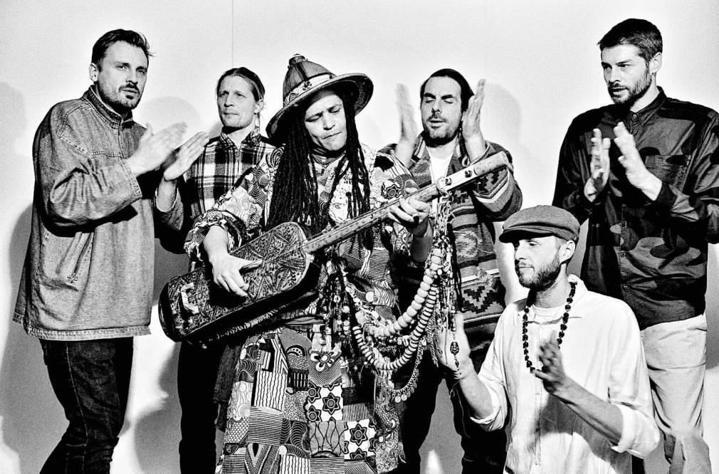 Electric Jalaba's telepathic sound on new album