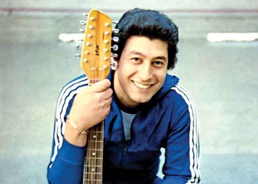 La guitare céleste d'Omar Khorshid