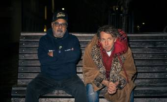 Gilles Peterson and Jean-Paul 'Bluey' Maunick reunite on STR4TA project