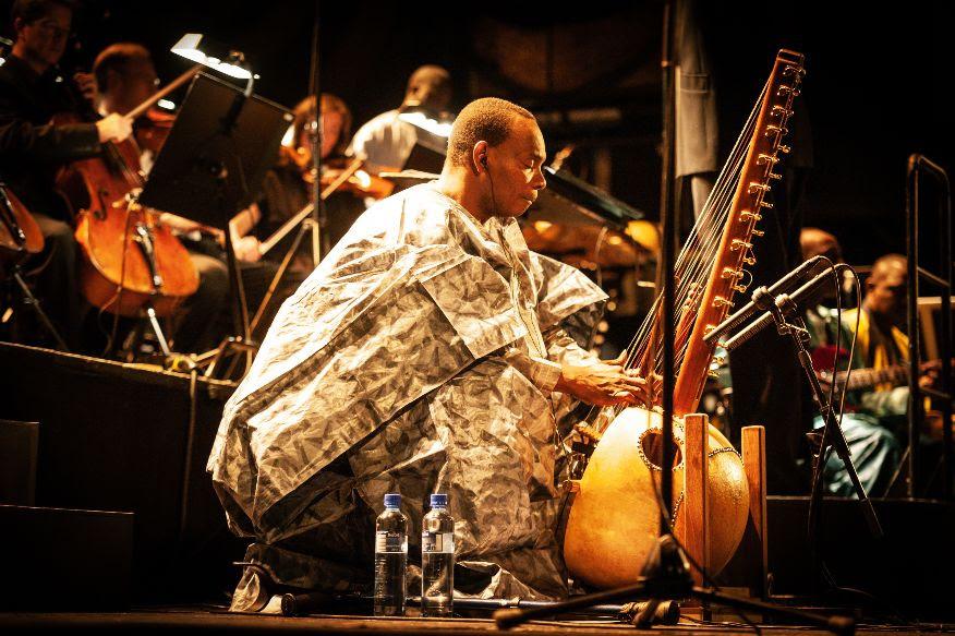 Le grand retour de Toumani Diabaté, splendide soliste