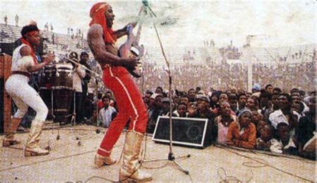 L'afro-rock psychédélique sud-africain à l'honneur chez Matsuli Music