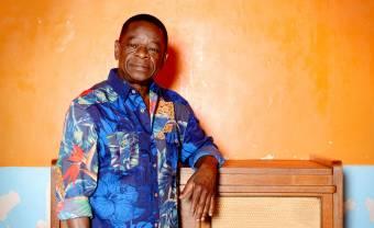 Sam Mangwana : bons baisers d'Europe