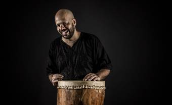 Venezonix electrifies the Afro-Venezuelan rhythms of his heritage