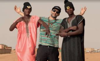 Khalab annonce un album avec le collectif de réfugiés maliens M'berra Ensemble