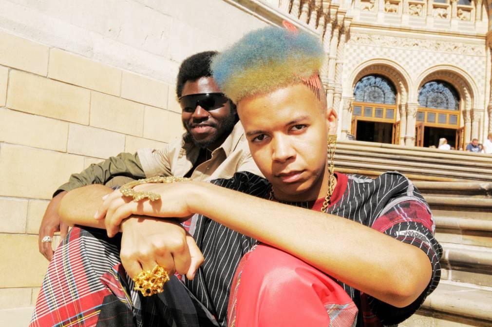 Blue Lab Beats et Ghetto Boy réunis par l'afrobeats