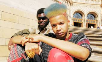 Blue Lab Beats and Ghetto Boy reunited by afrobeats on single
