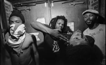Le groupe de rock BLK JKS de retour avec un album rétrofuturiste