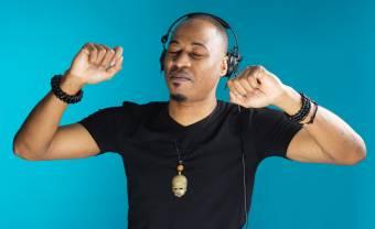 DJ Satelite, the far-sighted good samaritan