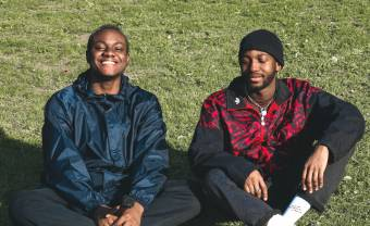 Nigerians Yinoluu and Riverays reunite on Petal Scent EP