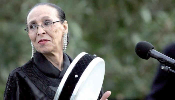 La diva marocaine Haja Hamdaouia n'est plus
