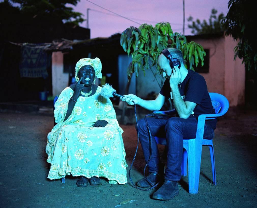 Sahel Sounds, le Projet Chaos de Christopher Kirkley