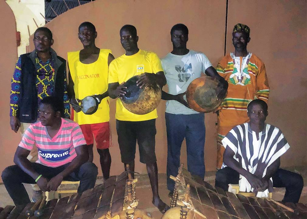 Les Dagaras, la techno transcendante du Ghana