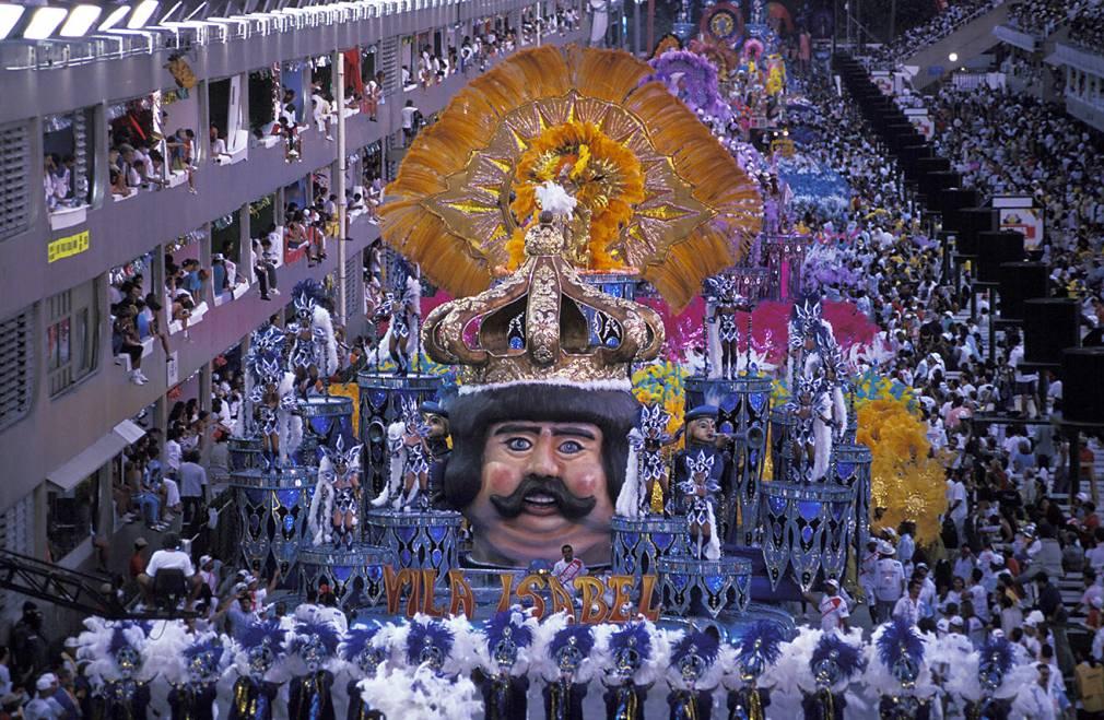 Au pays de la samba, le carnaval fait de la résistance