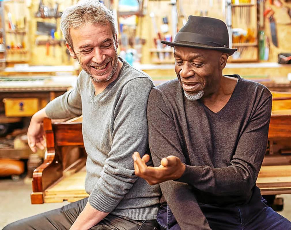Ray Lema et Laurent De Wilde poursuivent leur exploration du monde avec Wheels