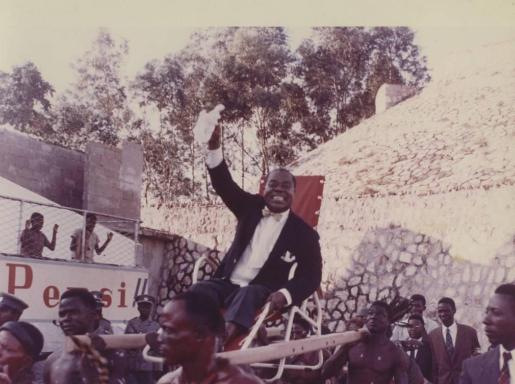 """Satchmo Okuka Lokole"": When Louis Armstrong traveled to the Congo"