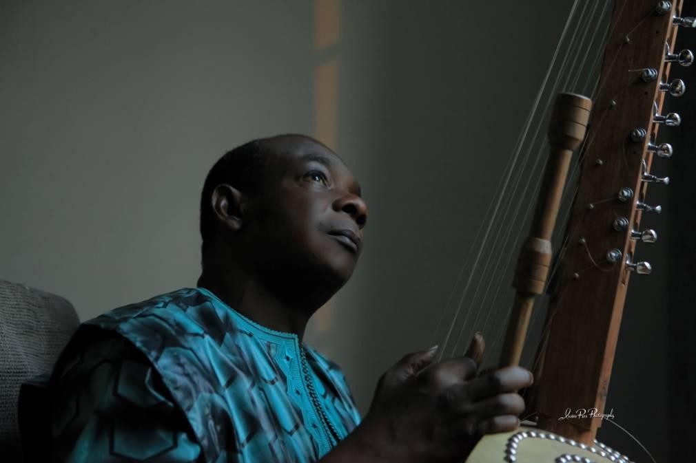 Toumani Diabaté, l'homme qui parlait à l'orchestre symphonique