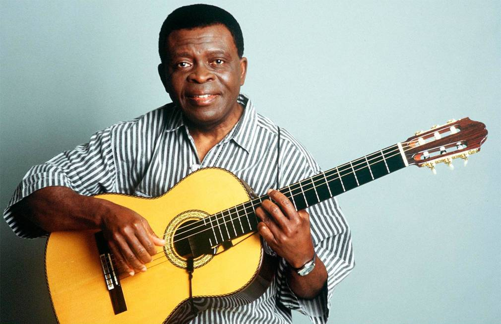 Francis Bebey classic album, Dibiye, gets reissue