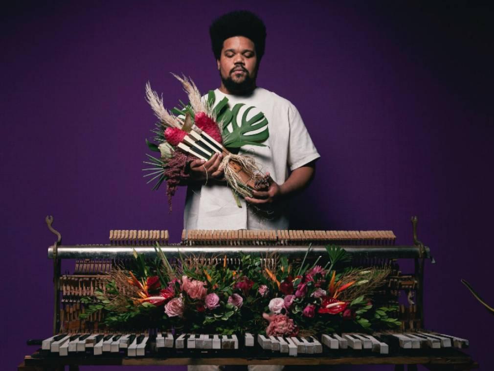 Amaro Freitas combines jazz sound with the heroes of black Brazil