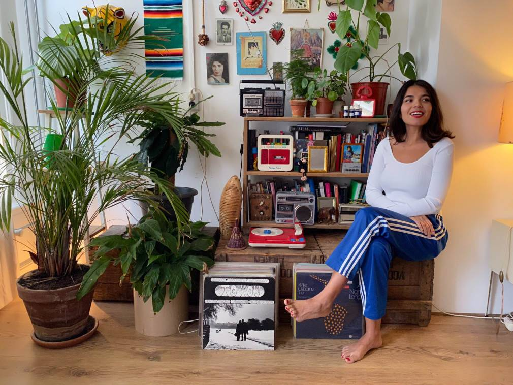 Coco Maria, the DJ addicted to Afro-Latino rhythms