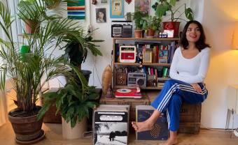 Coco Maria, la DJ accro aux rythmes afro-latinos
