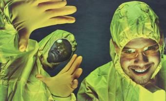 Pa Salieu et slowthai réunis dans le titre explosif « Glidin' »