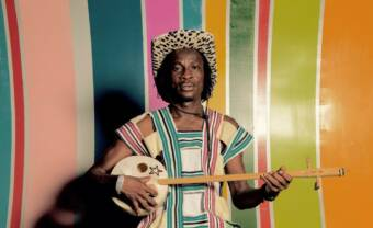 Guy One blends funk and kologo on So La Ma La