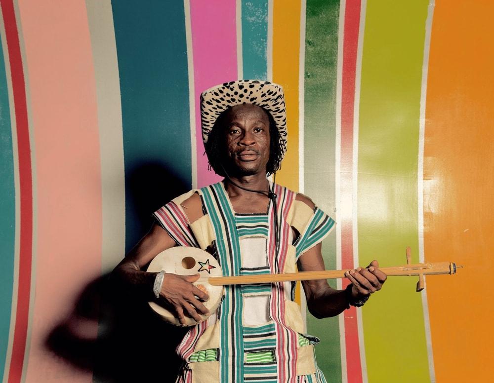 Guy One confronte funk et kologo avec So La Ma La