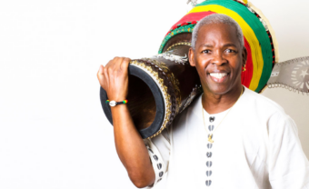 Mamady Keïta, the djembe falls silent