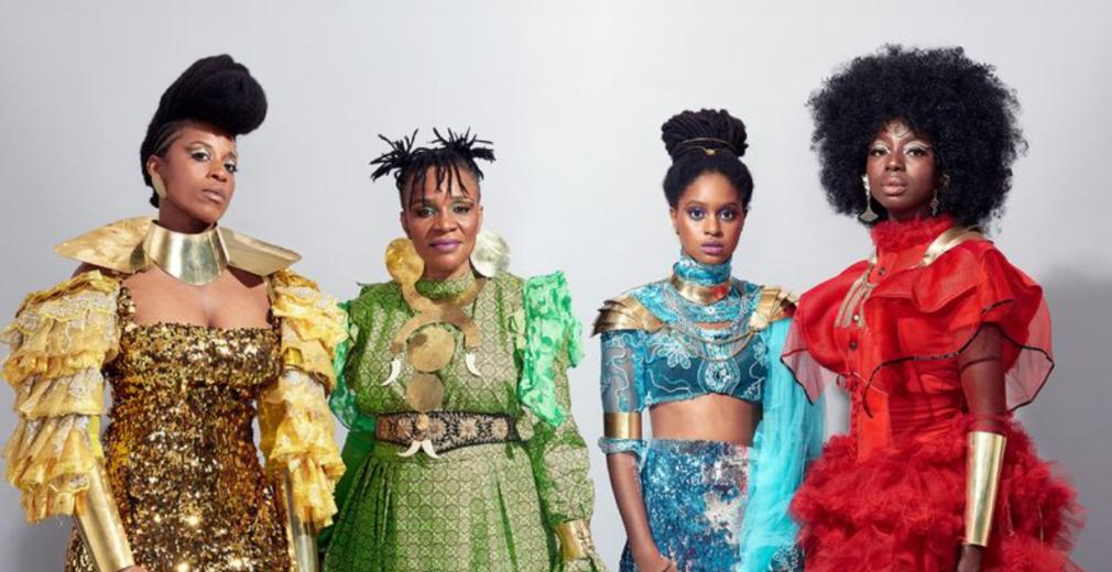 Amazones d'Afrique announce an EP of remixes