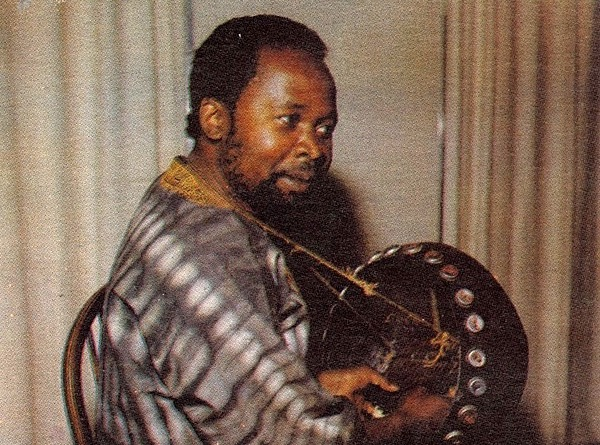 Ephat Mujuru: the mbira master reissued by Awesome Tapes from Africa