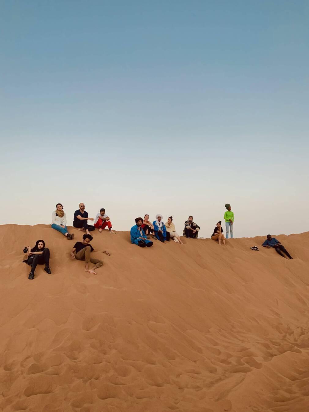 Hôtel Sahara, les imaginaires bousculés