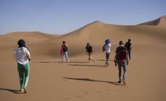 Hotel Sahara, les imaginaires bousculés