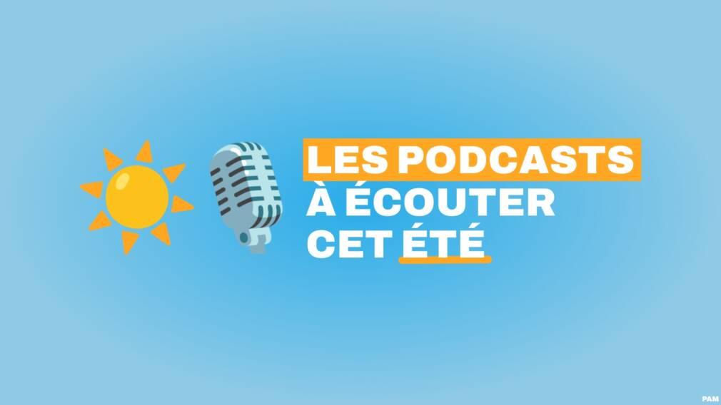 Podcasts : nos coups de coeur du moment