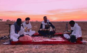 Mdou Moctar releases documentary focusing on his album, Afrique Victime