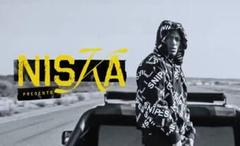 Niska présente sa nouvelle mixtape avec une bande annonce explosive