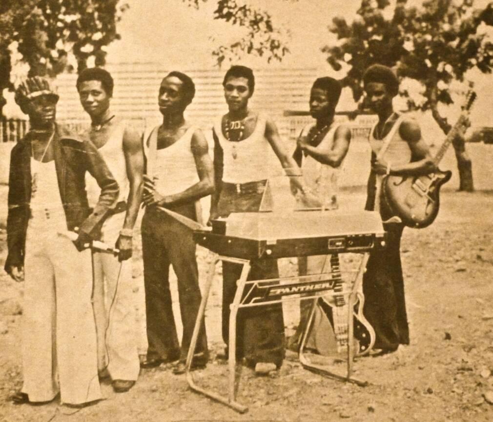 Vis-A-Vis In Congo Style : quand le highlife rencontrait la rumba congolaise
