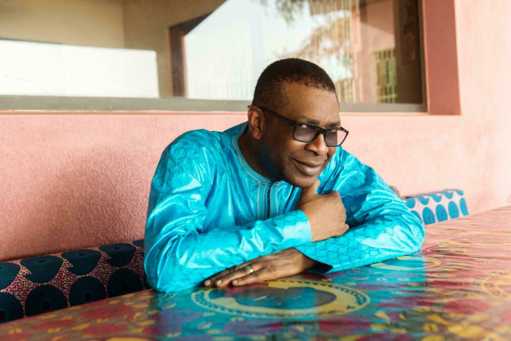 Youssou N'Dour annonce un nouvel album chez Universal Music Africa