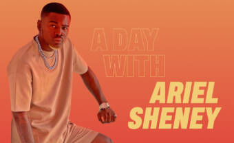 A day with Ariel Sheney
