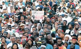 The latest on Nigeria's EndSARS movement